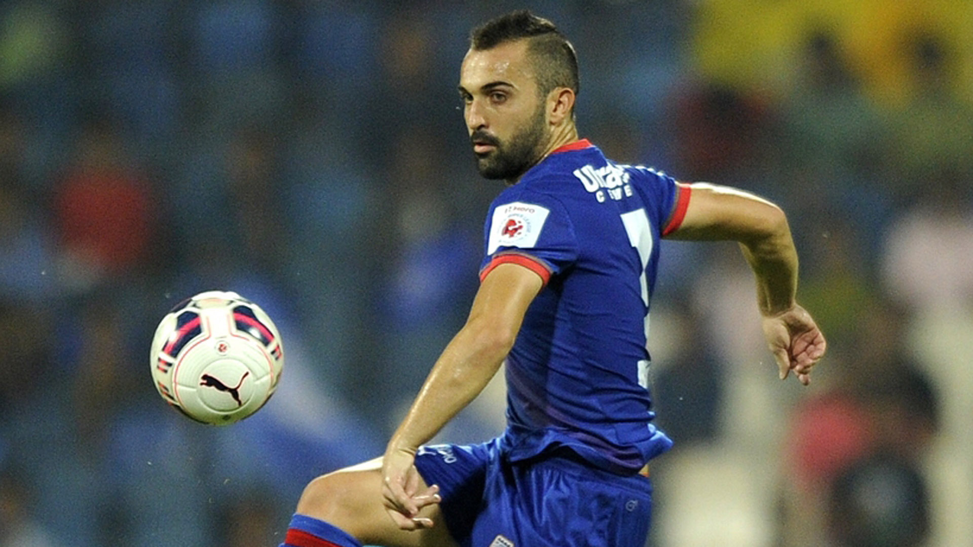 Indian Super League: Team of the Round five