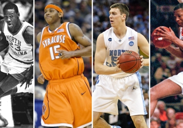 All Time North Carolina Vs All Time Syracuse Which Team