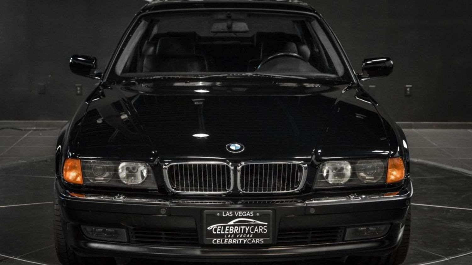 Tupac BMW 7 Series for sale