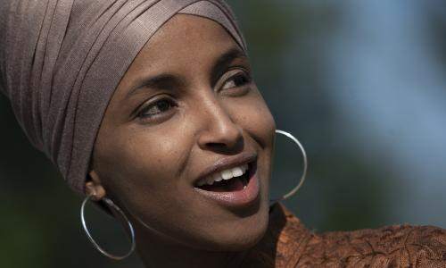 Ilhan Omar: Biden not right candidate for progress we all want to see
