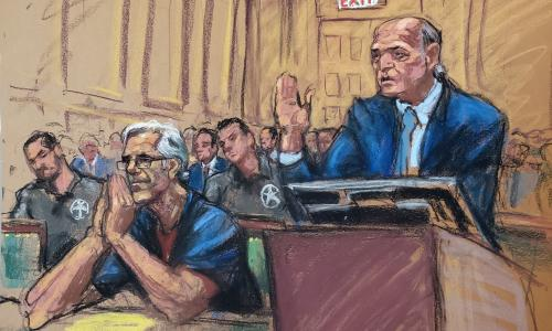 Epstein case: judge agrees to keep documents on 2008 plea deal secret