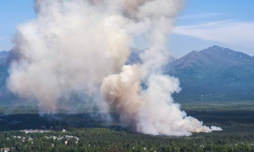 Alaska: temperatures rival Miami amid unprecedented heatwave