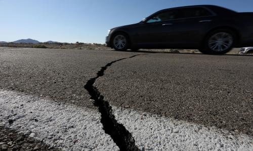 'We should expect more quakes': a top seismologist on California's tremor