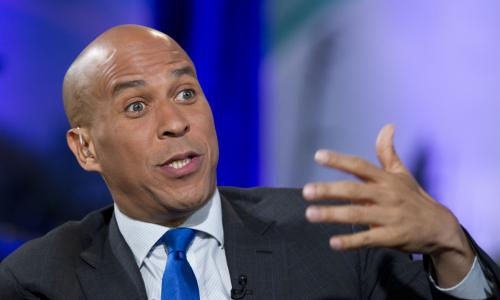 Cory Booker will exit presidential race if $1.7m not raised by end of month