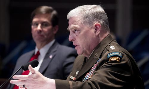 Top US general vows response if military confirms reports of Russian bounties