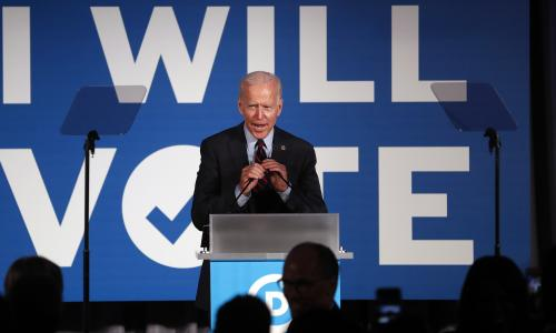 The problem isnt Joe Bidens centrism. Its that hes the wrong kind of centrist