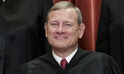 Americans take democracy for granted, supreme court chief warns