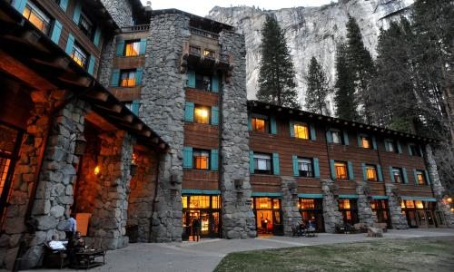 Beloved Yosemite landmarks original names restored after trademark dispute