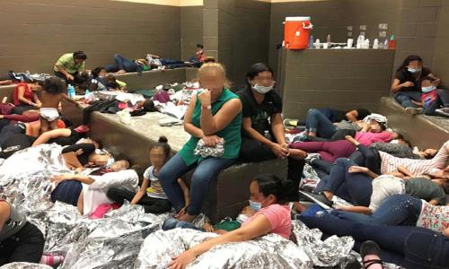 Texas migrant detention facilities dangerously overcrowded – US government report