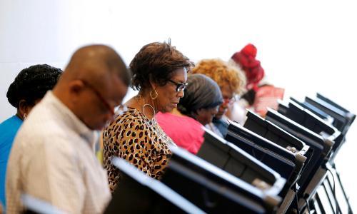 'A risk to democracy': North Carolina law may be violating secrecy of the ballot