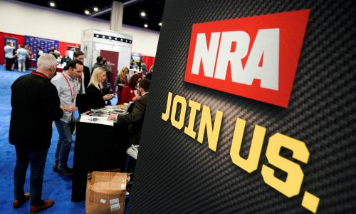 Exclusive: NRA has shed 200 staffers this year as group faces financial crisis