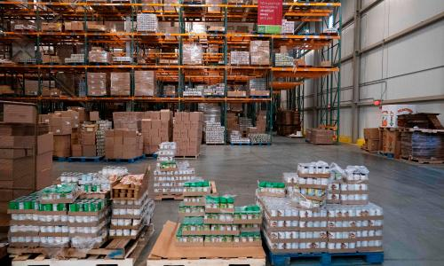Revealed: food bank shortages expected to hit Washington state by mid-April