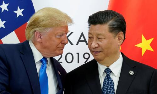 Bull, meet China shop: Trumps foreign policy in Asia is disastrous