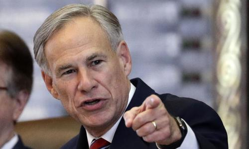 Governor criticized for disgusting anti-immigrant email sent day before El Paso attack