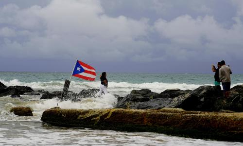 Hurricane Dorian spares Puerto Rico and heads for Floridas eastern coast