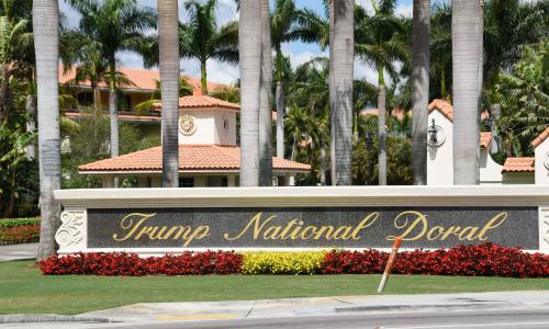 Not nice!: Trump denies rumors of bedbugs at resort hes promoting for G7