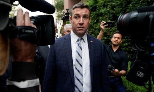 Duncan Hunter: California Republican officially resigns after pleading guilty to corruption