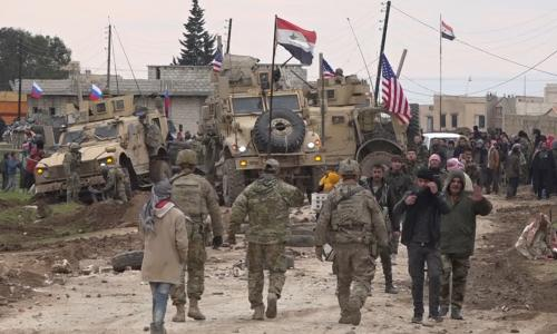 Deadly clash in Syria a vivid reminder of US troops ill-defined mission