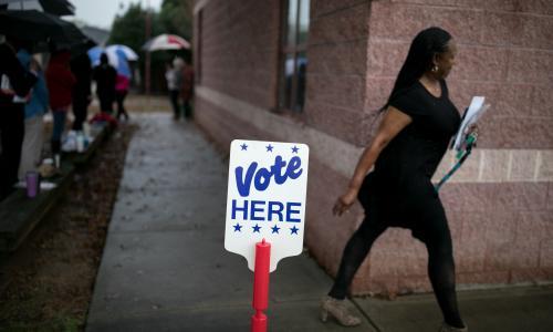 Federal judge blocks North Carolinas voter ID law, citing its discriminatory intent