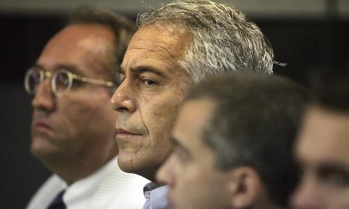 Jeffrey Epstein accuser asks court for help in identifying his alleged recruiter