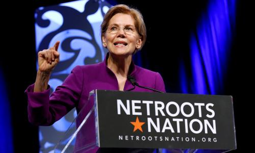 'Is Bernie going to come?' Warren seizes on Sanders Netroots absence