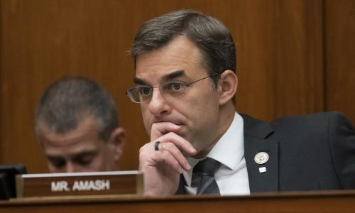Justin Amash quits Republican party to fight 'partisan death spiral'