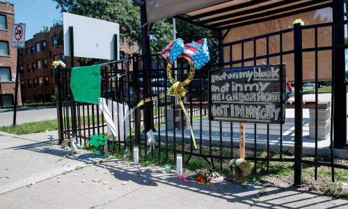 Chicago suffers bloody weekend as gun violence leaves seven dead