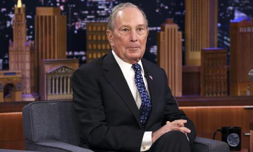 Mike Bloomberg will pay you $150 to say nice things about him