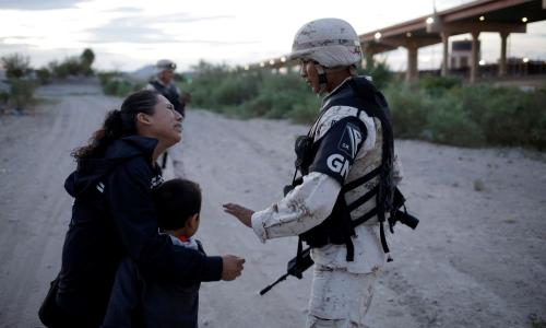 Fear, confusion, despair: the everyday cruelty of a border immigration court