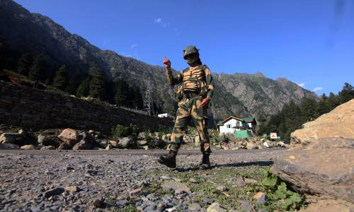 Himalayan flashpoint could spiral out of control as India and China face off