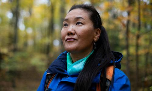 She climbed Everest nine times and set a world record – so why doesn't she have sponsors?