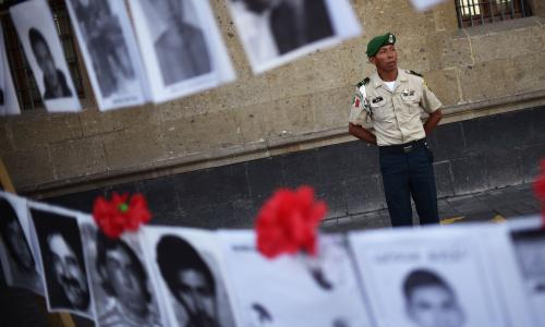 Mexico uncovers 3,000 secret graves hiding bodies of drug war victims