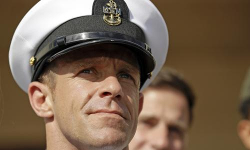 Navy Seal pardoned of war crimes by Trump described by colleagues as freaking evil