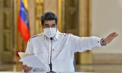 Venezuela detains 40 suspects after failed Maduro kidnap attempt