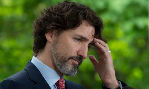 Trudeau: Canadians watching US unrest and police violence in 'shock and horror'