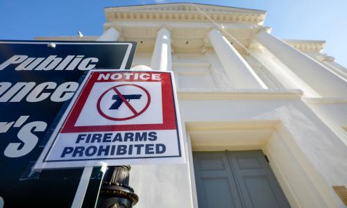 Virginia gun rally: anti-fascist activists will not mount counter-protest