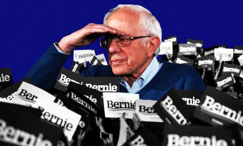 Bernie or Bust: the Sanders fans who will never vote for Biden