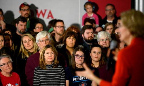 We can't risk another four years of Trump: will Democrats in Iowa play it safe or go bold?