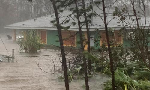 Hurricane Dorian edges dangerously close to Florida after battering Bahamas
