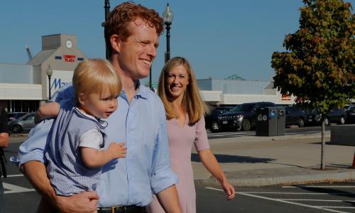 Joe Kennedy, Bobbys grandson, to take on veteran Democrat for Senate seat