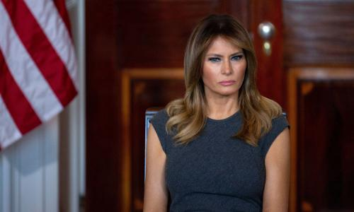 Melania Trump suspects Roger Stone behind nude photo leak, book claims