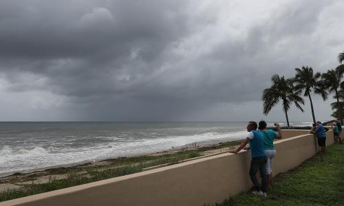 Hurricane Dorian: millions in coastal US warned to get out now ahead of storm