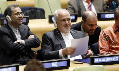 Iran makes substantial nuclear offer in return for US lifting sanctions