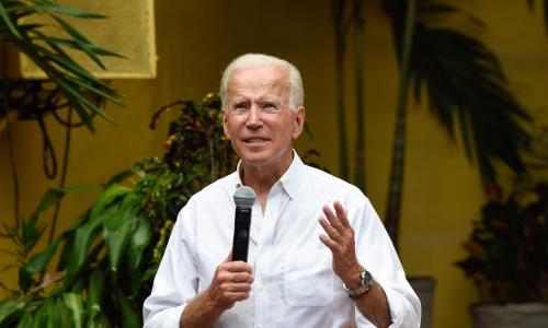 Democrats have long blamed culture for black poverty. Joe Biden is no exception