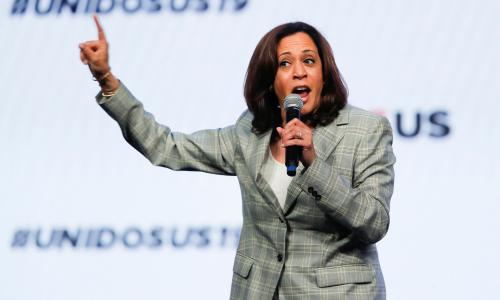 Black women deserve better from Kamala Harris. Dont take our vote for granted