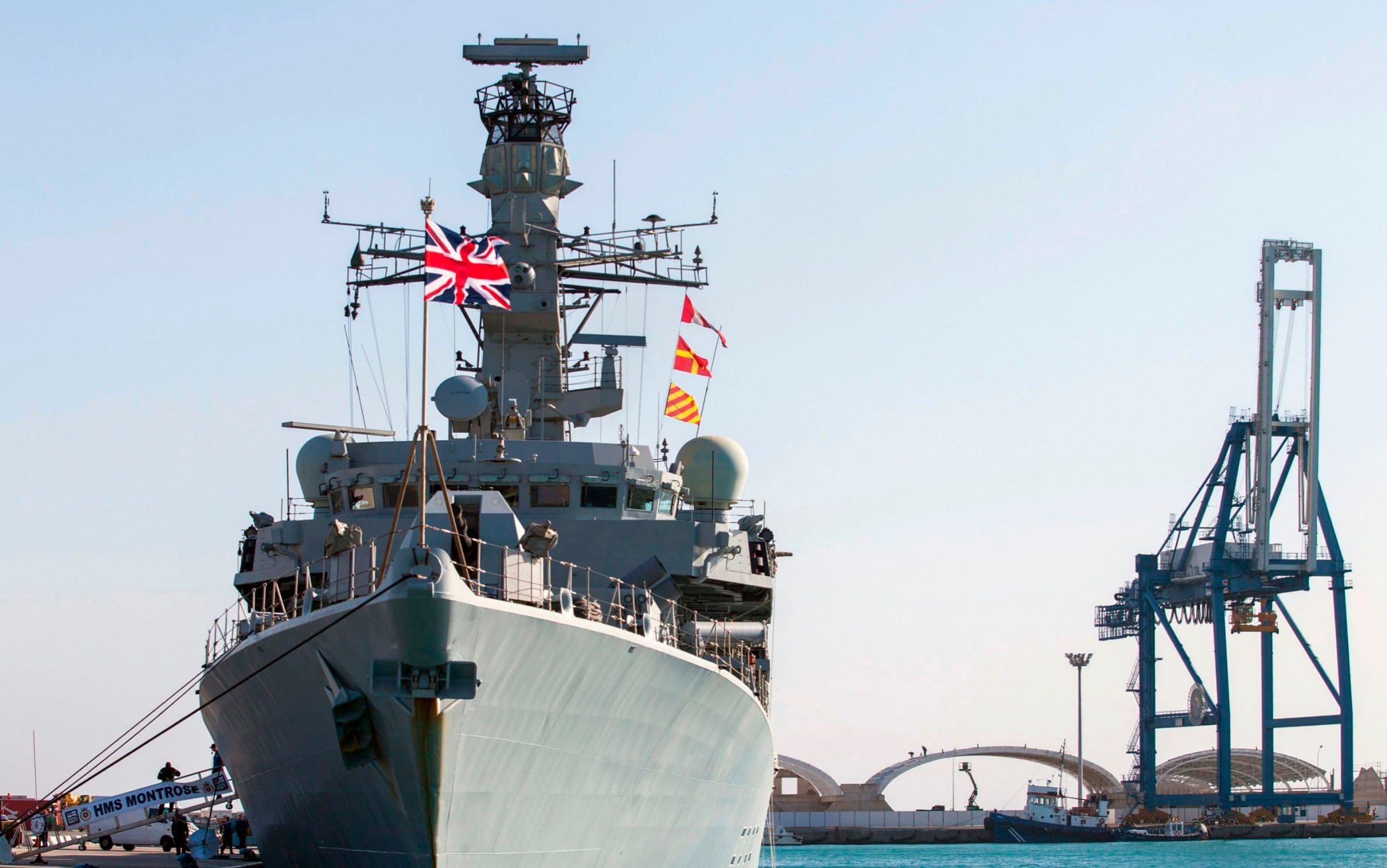 Britain to send second warship to Gulf amid rising tension with Iran