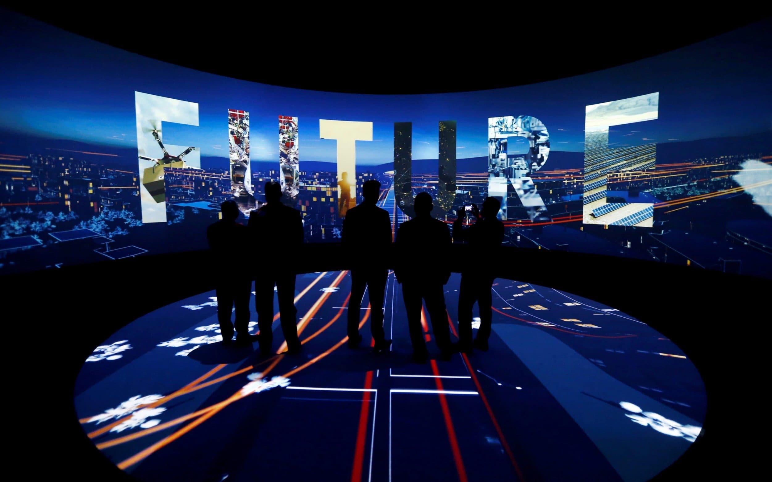 Saudi Arabia plans futuristic desert city with robot maids, neon beaches - and alcohol