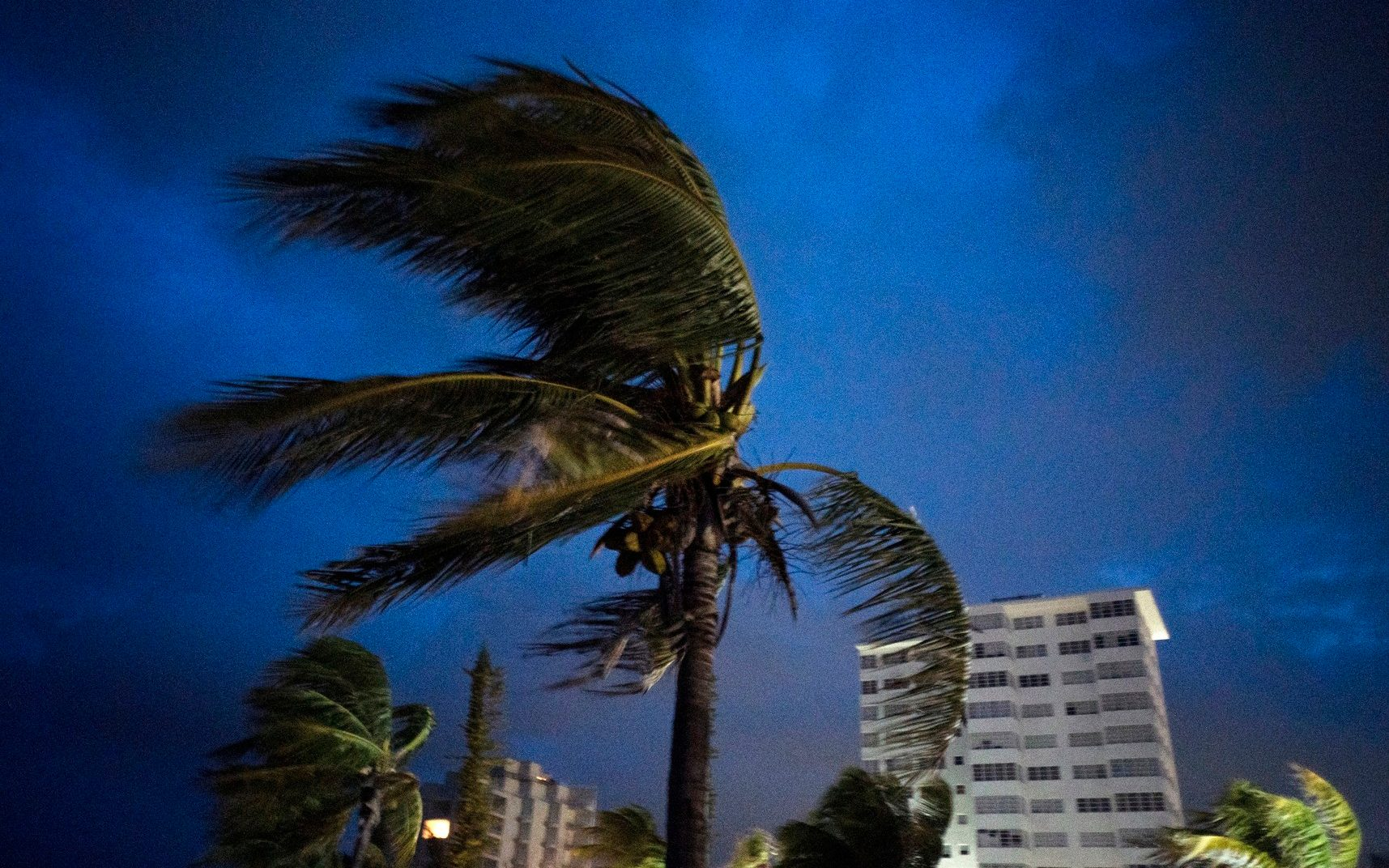 Hurricane Dorian wreaks havoc in the Bahamas with catastrophic winds reaching 225 miles per hour