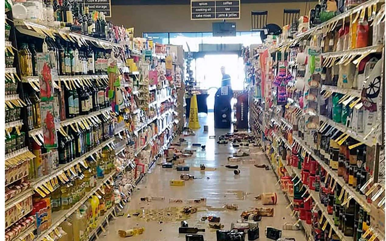 Southern California struck by strongest earthquakein 25 years