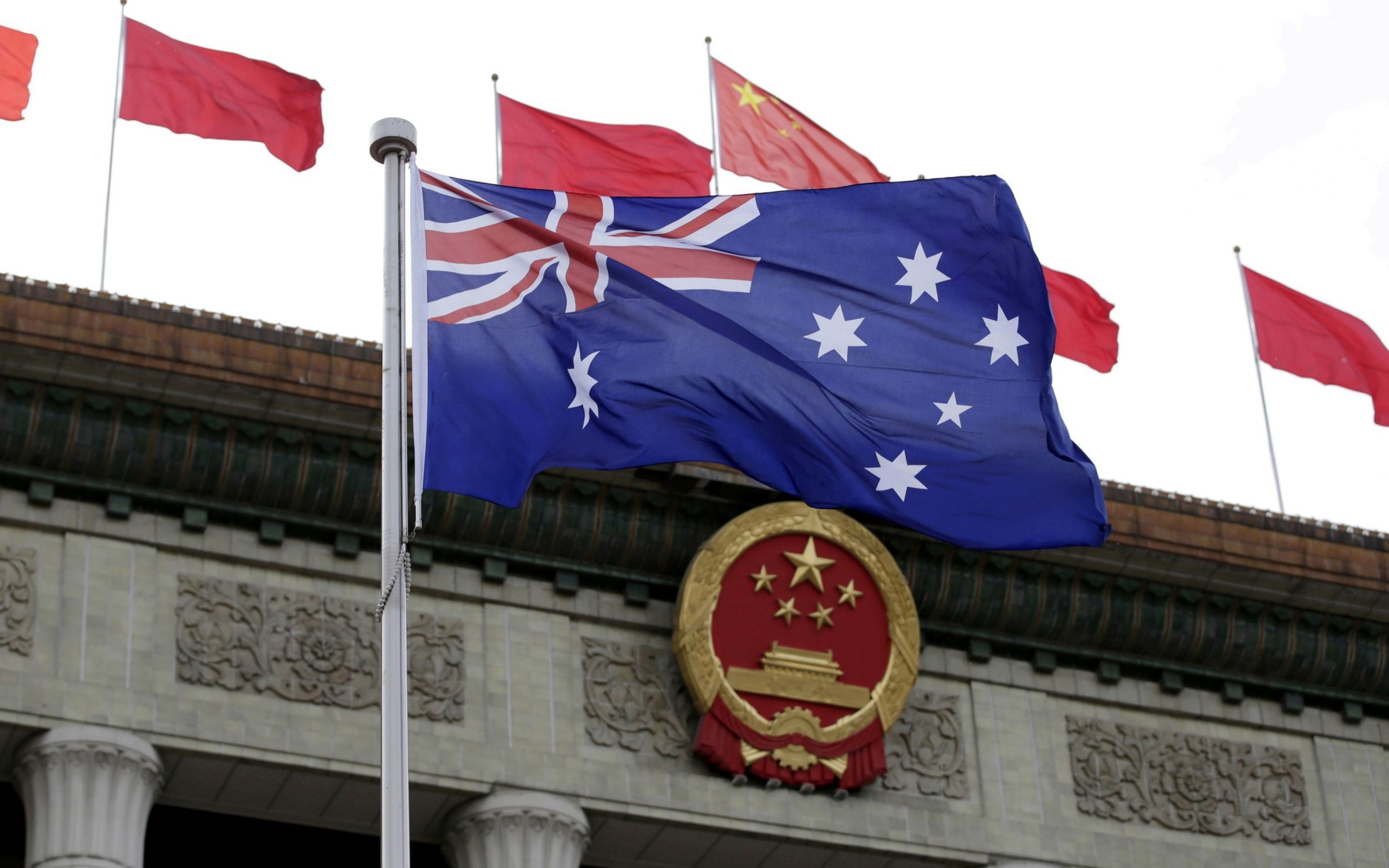 Pressure mounts on foreign media in China after evacuation of Australian reporters